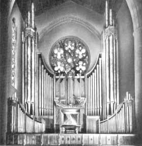 Trends in North American Organ Building
